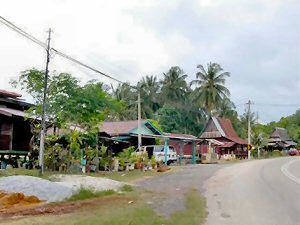 malay villages