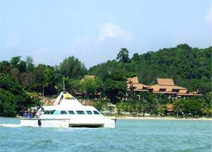 putera island resort